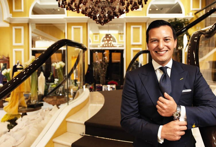 What To Expect When The World's Most Exclusive Boutique, Bijan, Opens In Las Vegas
