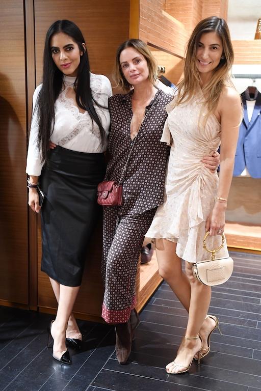 Deyvanshi Masrani, Gabrielle Anwar, Isabelelena Morales
