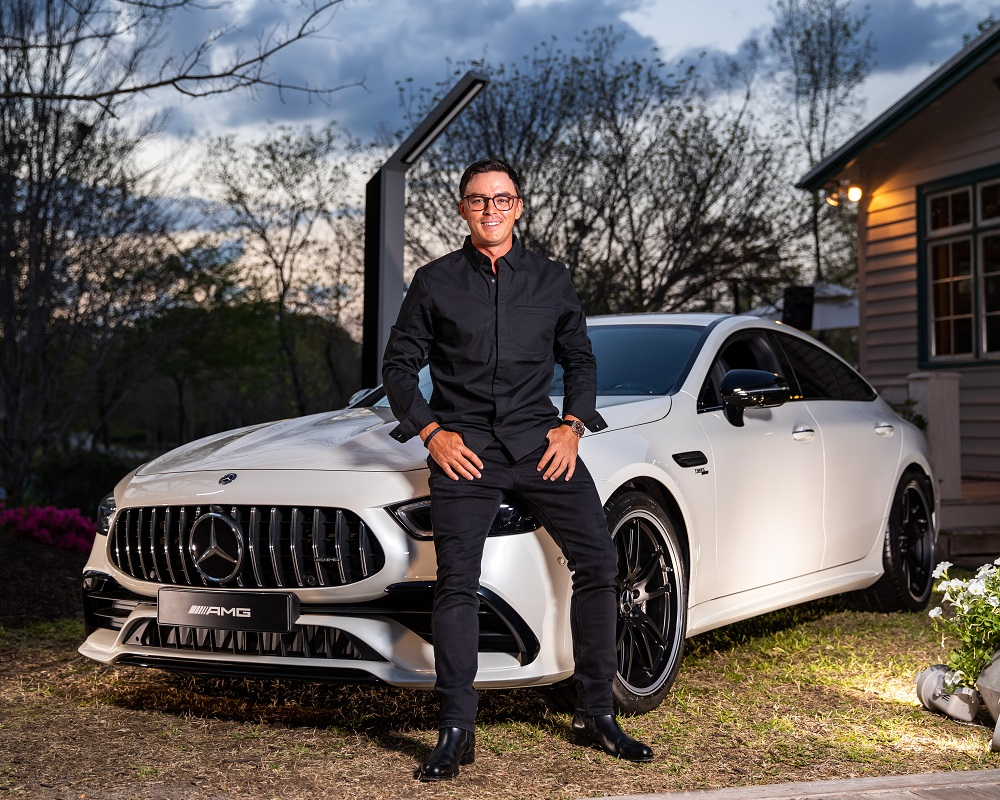 2018 Mercedes-Benz Masters Experience. Photographed by Jensen Larson for Mercedes-Benz, USA.