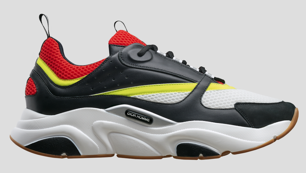 Available in mid-May at Dior Homme boutiques, the futuristic footwear style  is made in Italy and doesn t fall at all short of the high quality  craftsmanship ... a153e0cc209
