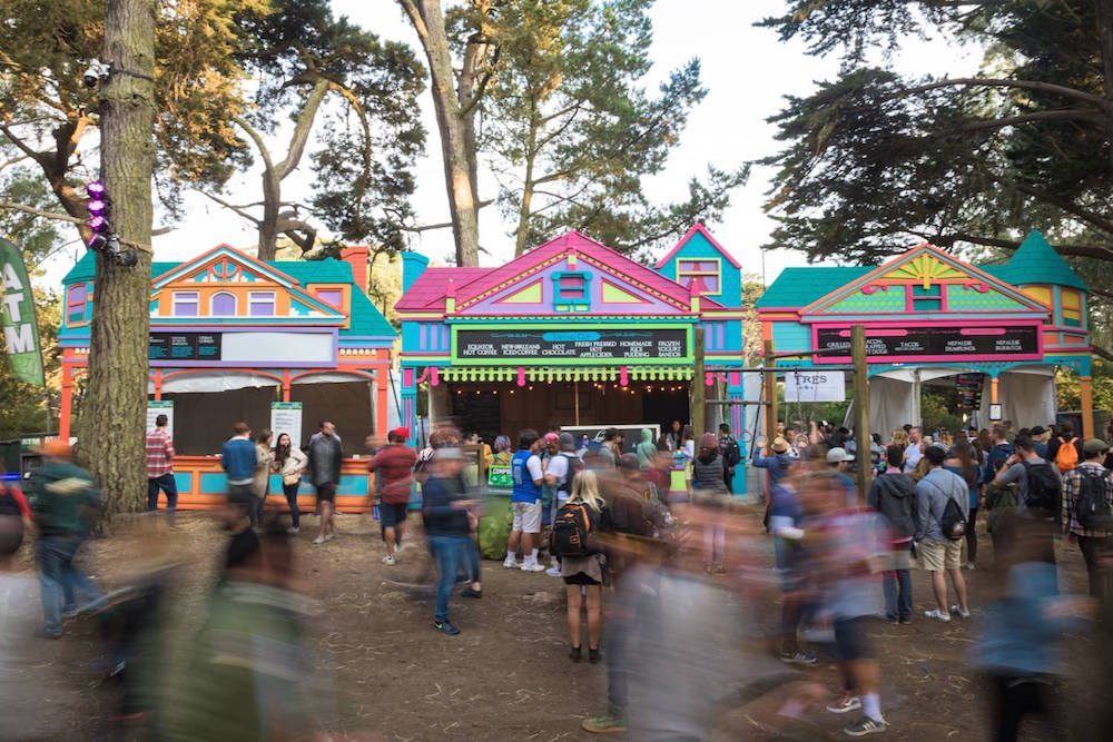 Cocktail Magic at the 2017 Outside Lands