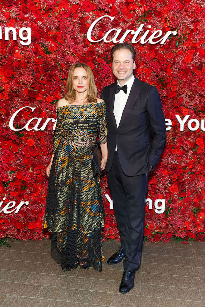 Nina and Max Hollein
