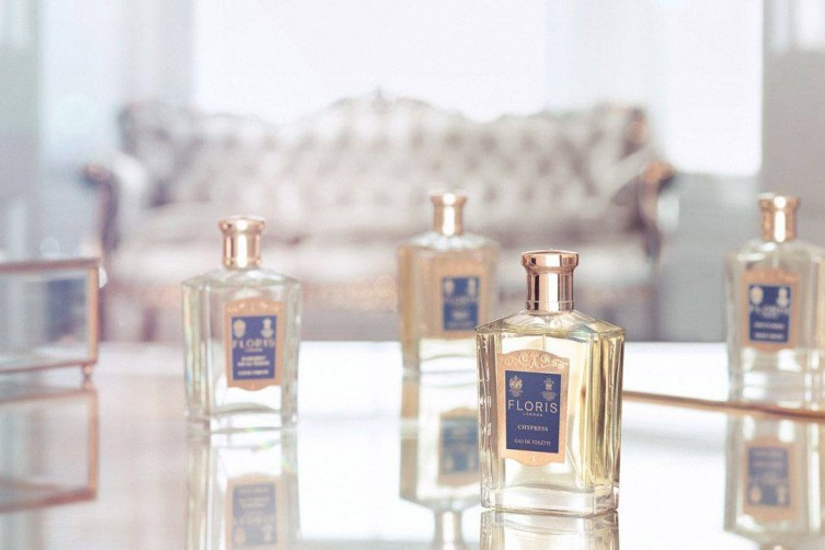 Floris perfume