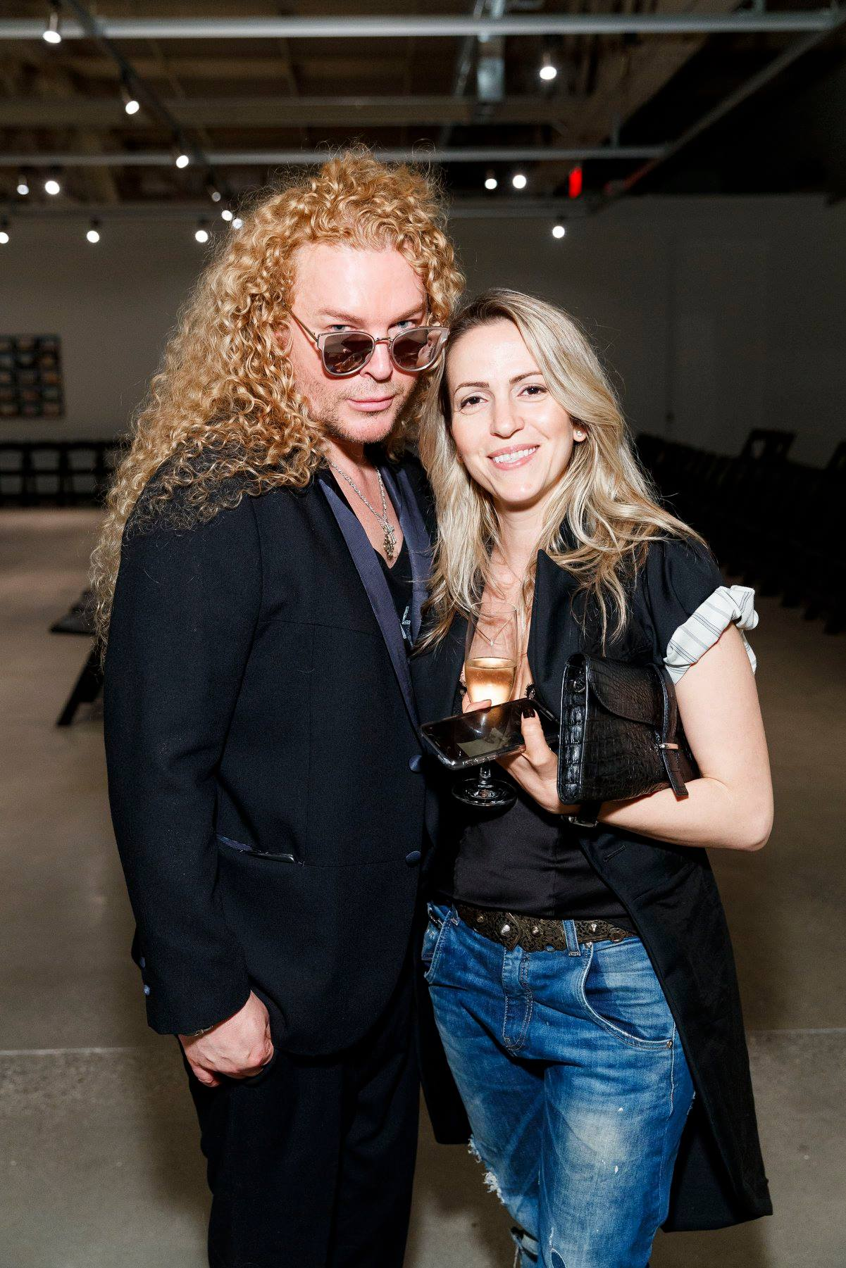 Vasily Vein with Lilit Safaryan (Photo-Drew Altizer )