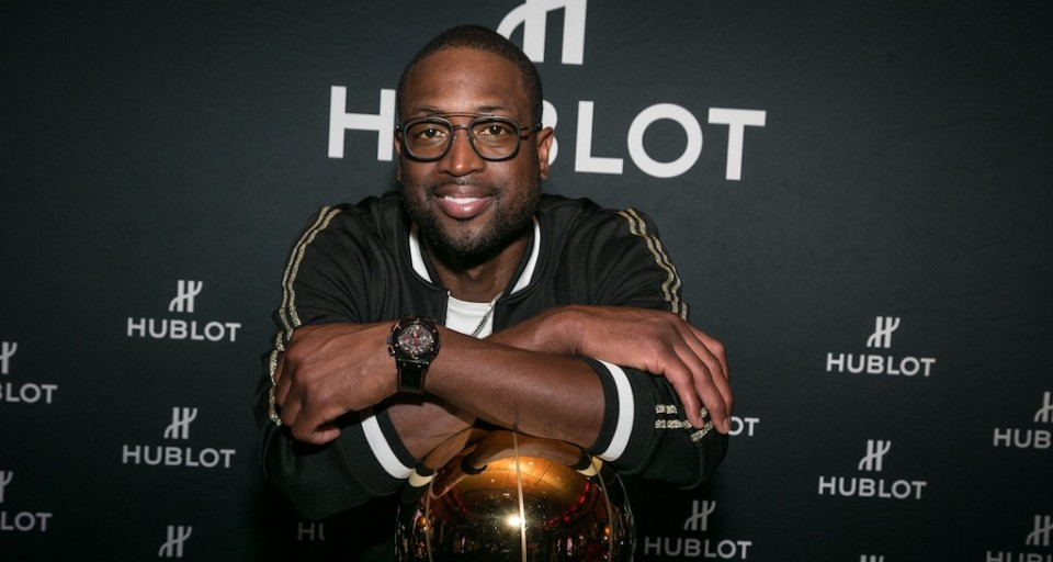 Hublot Shoot Around And Meet & Greet With Miami Heat's Dwyane Wade