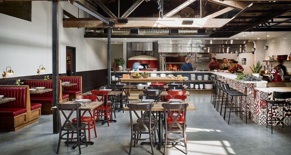 Only A Month In, Che Fico Is SF's Hottest Restaurant Of The Year