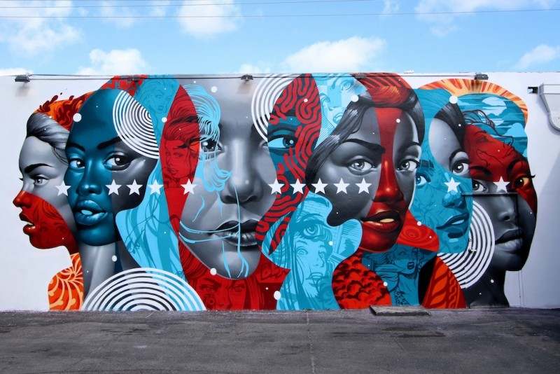Wynwood Walls Unveils 2017 Art Basel Collection