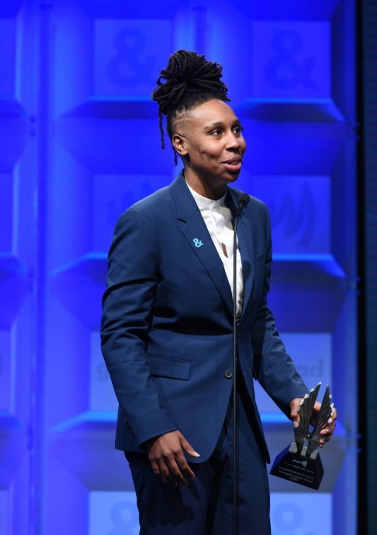 Lena Waithe accepts Outstanding Individual Epsiode for 'Master of None'