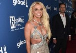 Honoree Britney Spears attends the 29th Annual GLAAD Media Awards at The Beverly Hilton Hotel