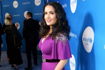 Seventh Biennial UNICEF Ball: Los Angeles – Red Carpet