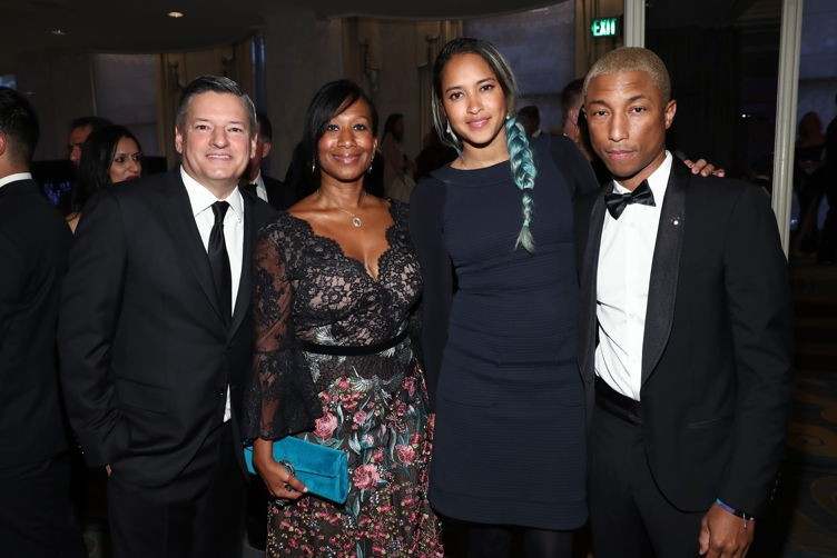 Seventh Biennial UNICEF Ball: Los Angeles 1