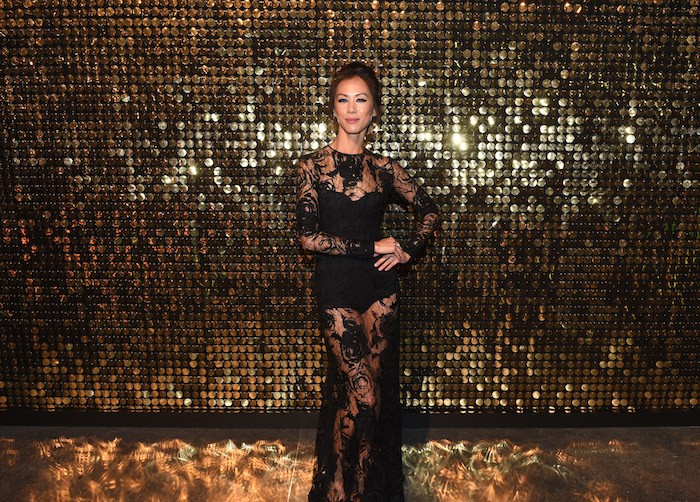 Design consultant Olivia Song attends the Eighth Annual Brooklyn Artists Ball at The Brooklyn Museum on April 17, 2018 in New York City.