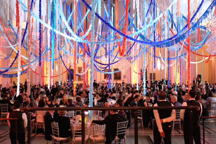 NEW YORK, NY - APRIL 17: General view at the Eighth Annual Brooklyn Artists Ball at The Brooklyn Museum on April 17, 2018 in New York City.