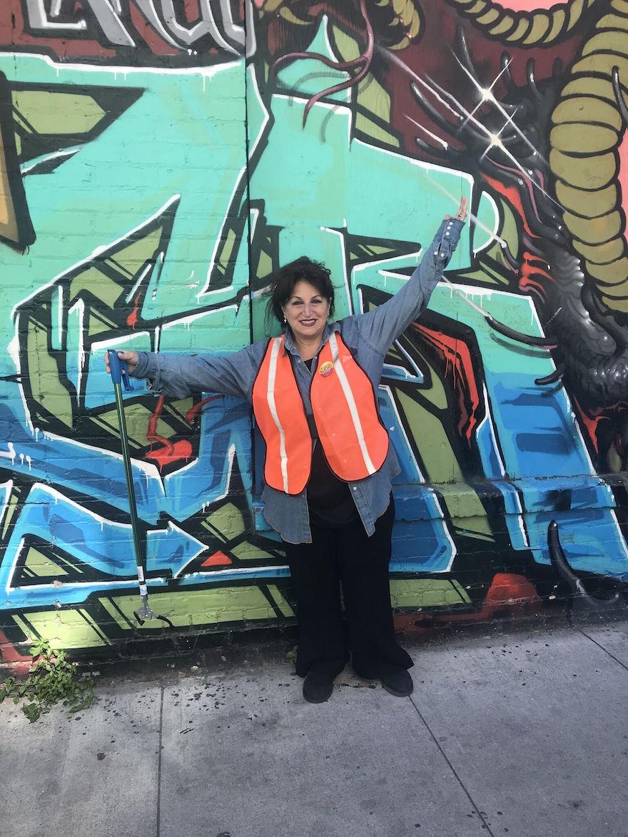 Mom to the rescue! Angela Alioto promises to clean up SF's streets