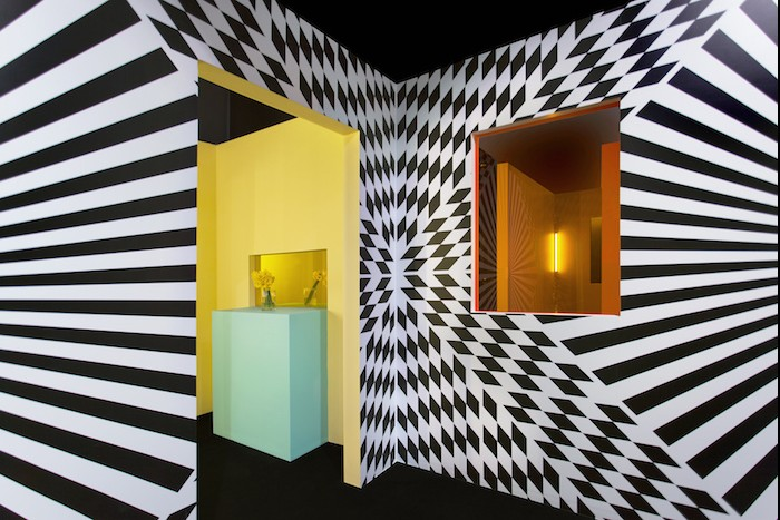 Immerse Yourself In Visionaire's Multisensory Maze At The Cadillac House