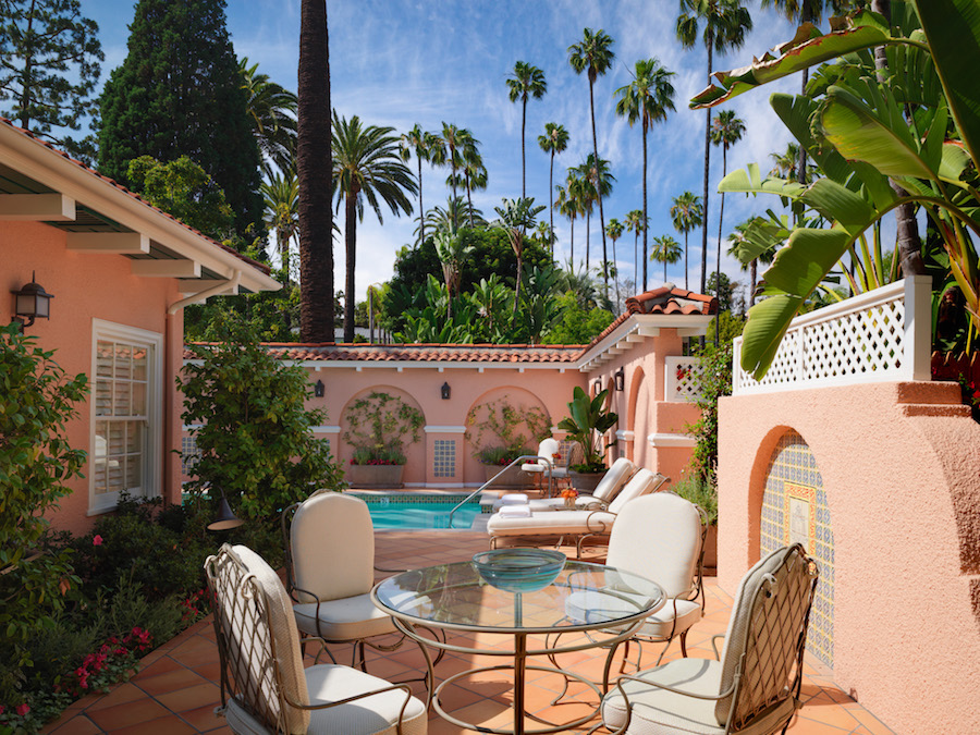 Beverly-Hills-Hotel & Bungalows