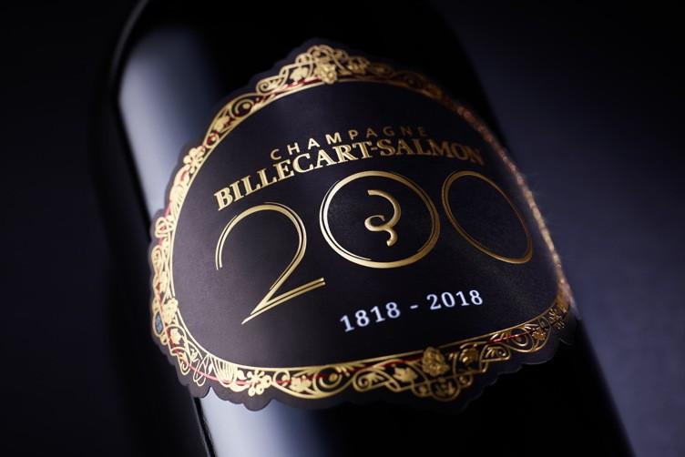 Billecart-Salmon magnum Cuvee 200