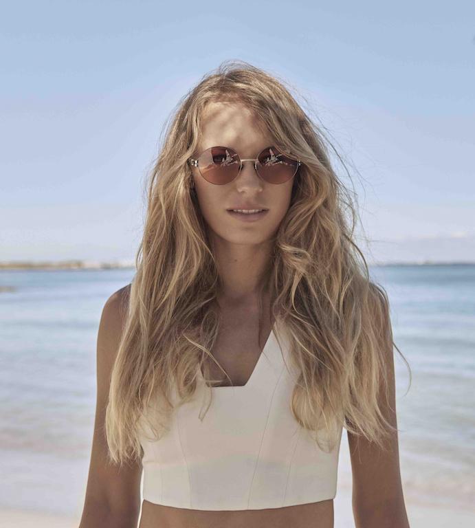 93438ea6bde45 Tennis Star Caroline Wozniacki Launches Sunglasses Collaboration