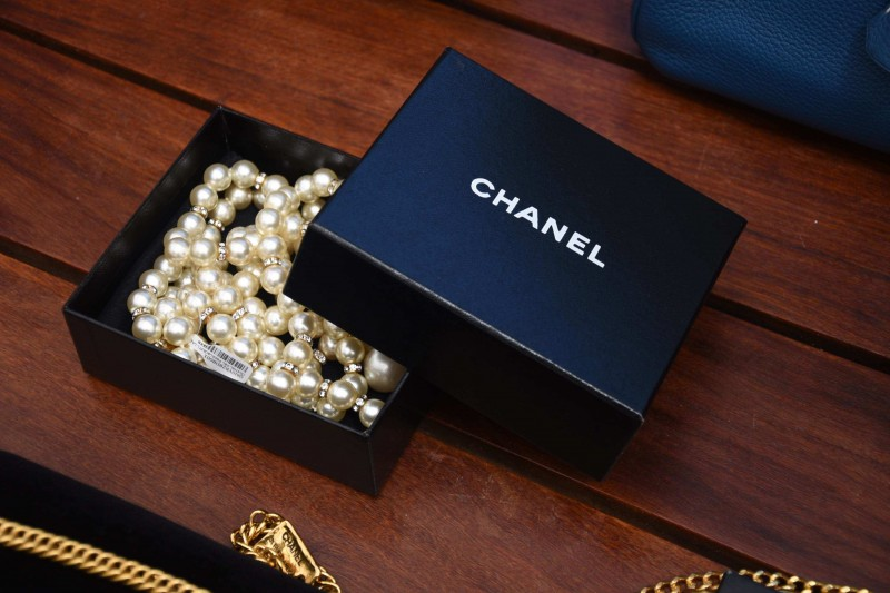 Vintage Chanel Jewelery from WGACA