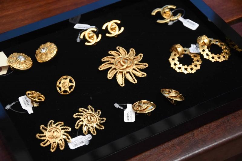 Vintage Chanel Jewelery