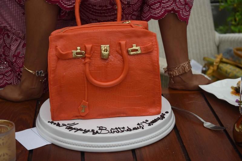 Tracy Birthday Cake