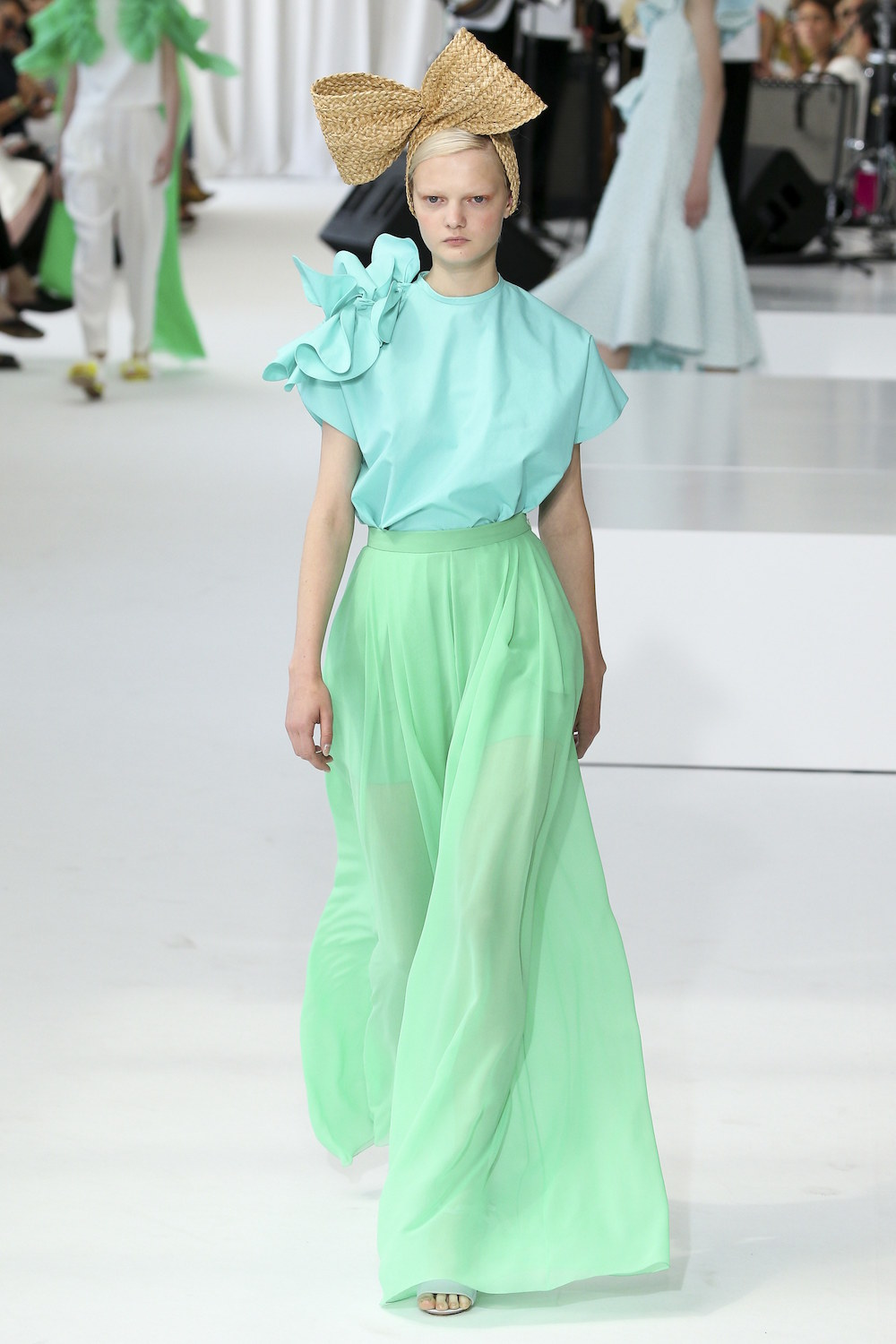 Cohler's boutique in Jackson Square is the only place in the city to shop for certain designers, like Delpozo above.