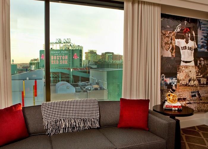 Fenway Park Suite Seating