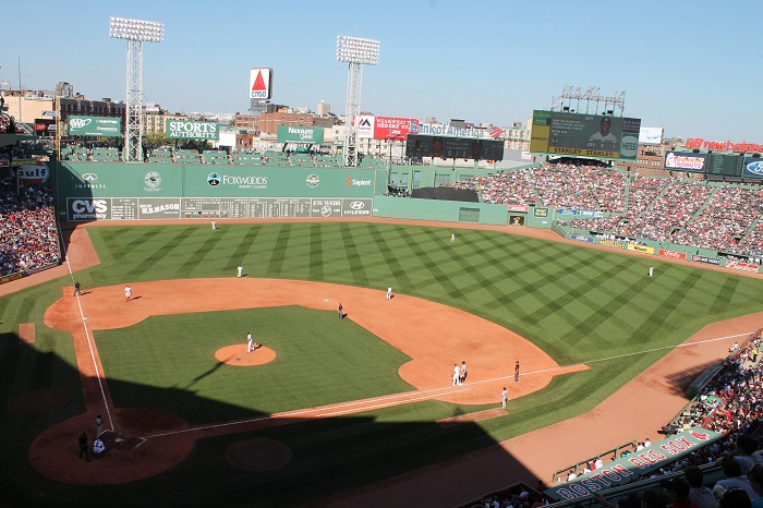 A Look At Fenway Park S Most Luxurious Seats