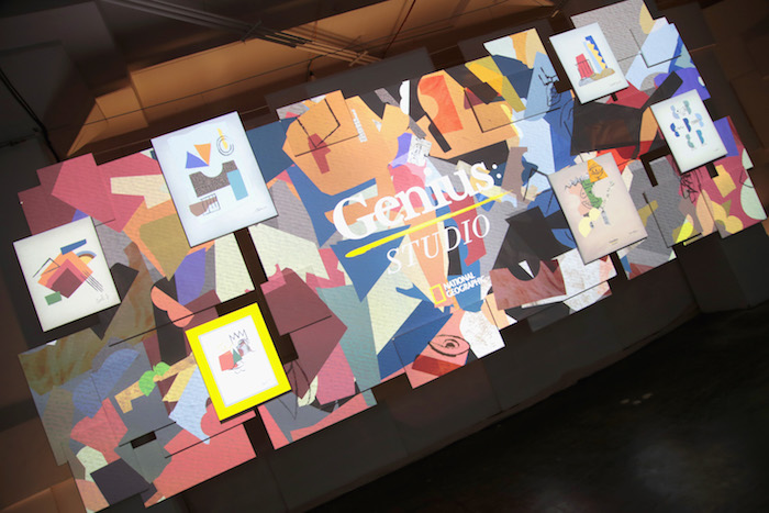 Genius: Picasso Experiential Activation And Brunch