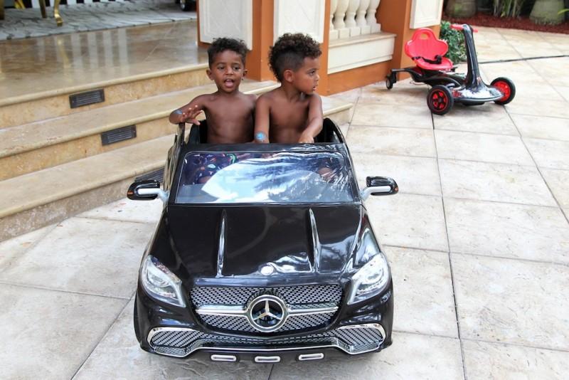 Ali and Auto
