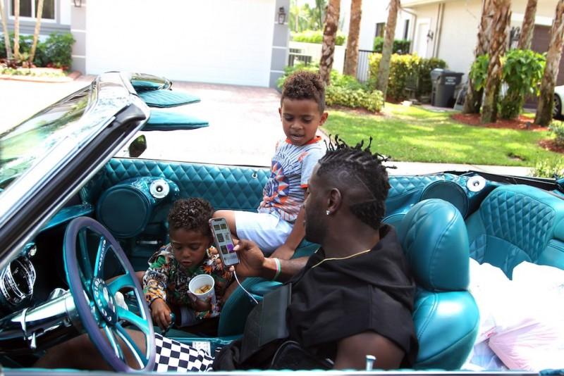 Ali and Auto with Antonio