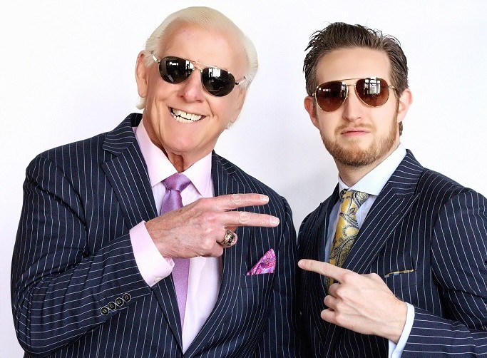 Ric Flair & Adam Marks
