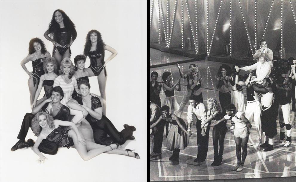 Anita Mann Elizabeth Taylor Elvis Presley NAACP Solid Gold ShinDig David Winters West Side Story Fairfax High School Choreographer Fantasty Luxor Las Vegas Tita Carra