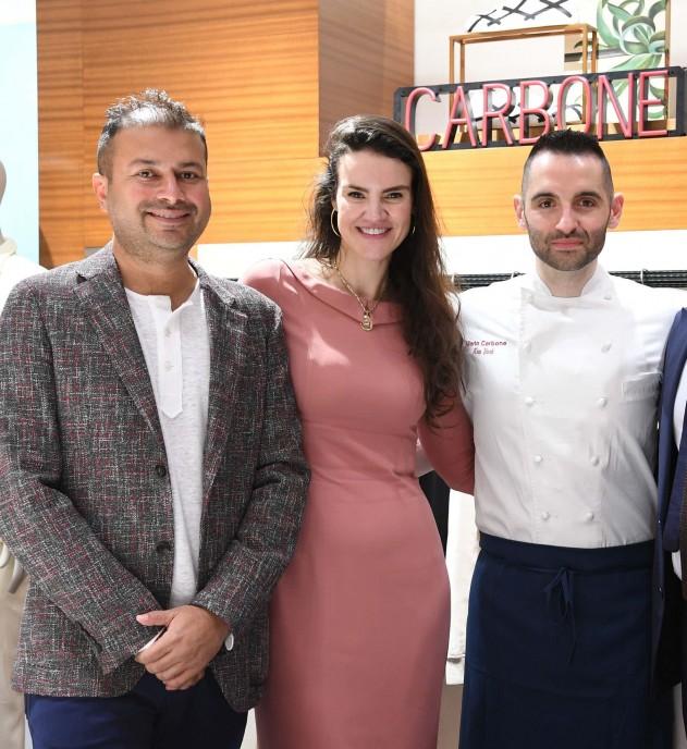 Kamal Hotchandani, Shauna Brook, Mario Carbone, & Marco Olivieri