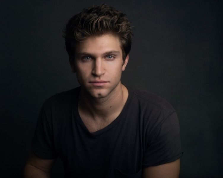 Keegan Allen author photo credit Luke Fontana