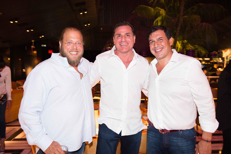 Gil Dezer, Dan Kodsi and Gonzalo Morales