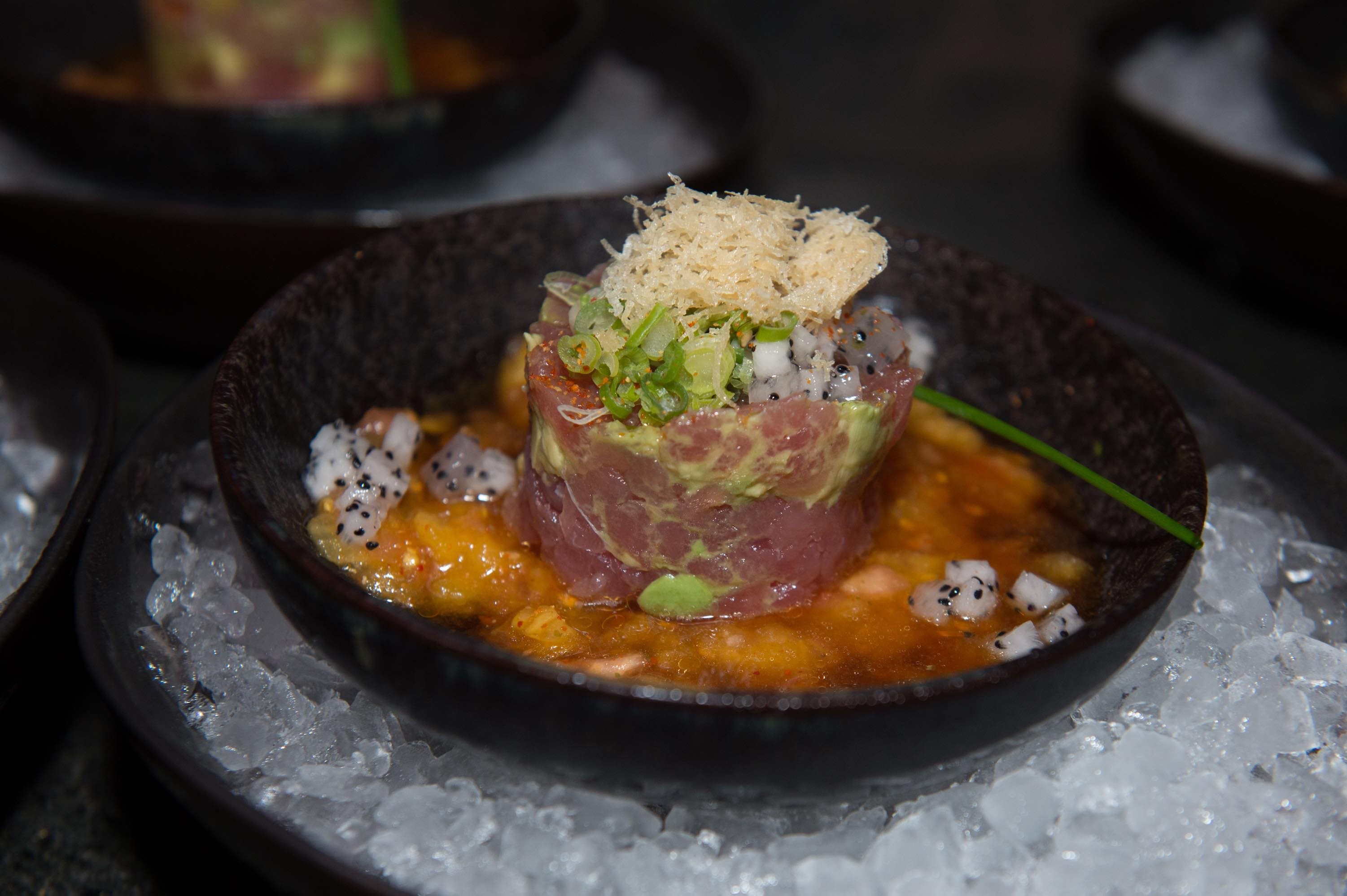 Tuna Tartare from Chotto Matte