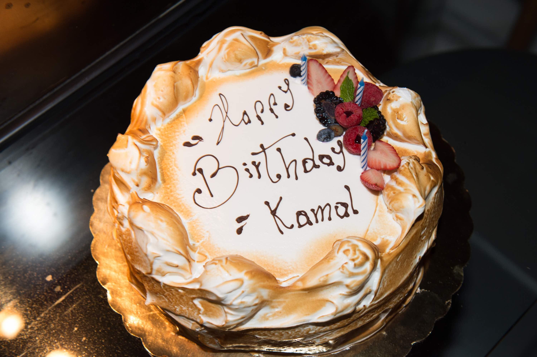 Birthday Cake by Cipriani Miami
