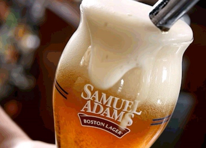 Samuel Adams Boston Lager Draft
