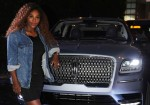 Serena Williams Celebrates Partnership With Sbe And Lincoln At Delano