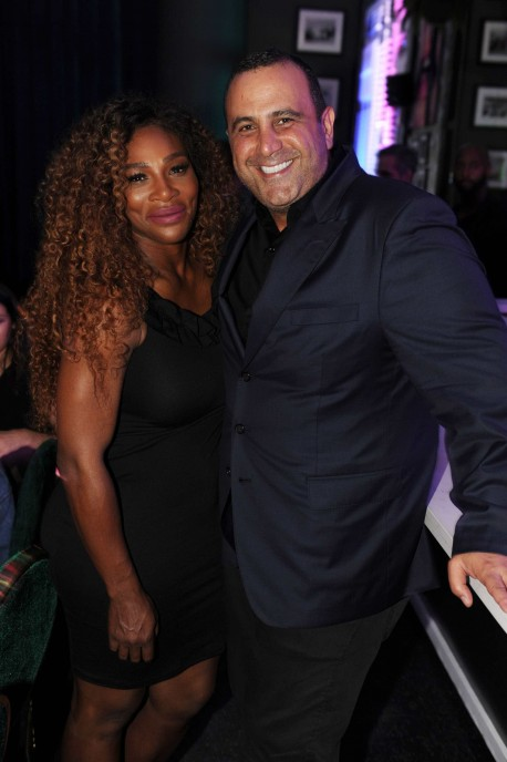 Serena Williams & Sam Nazarian1