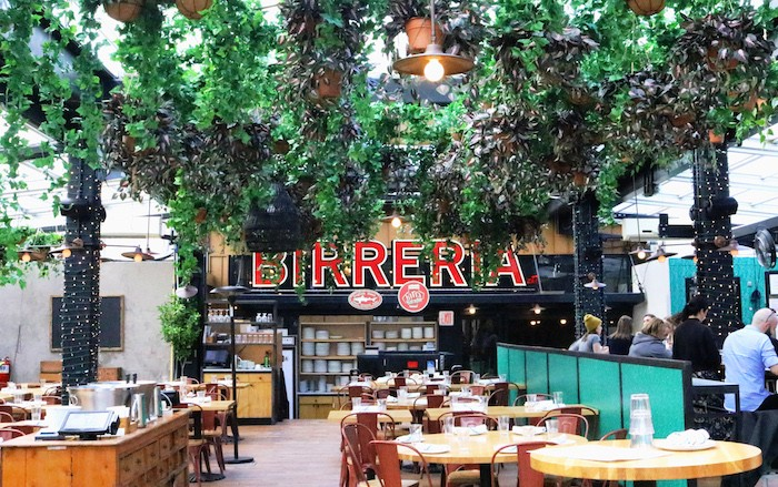 Step Into Eataly's New Greenhouse Pop-Up Restaurant, Serra