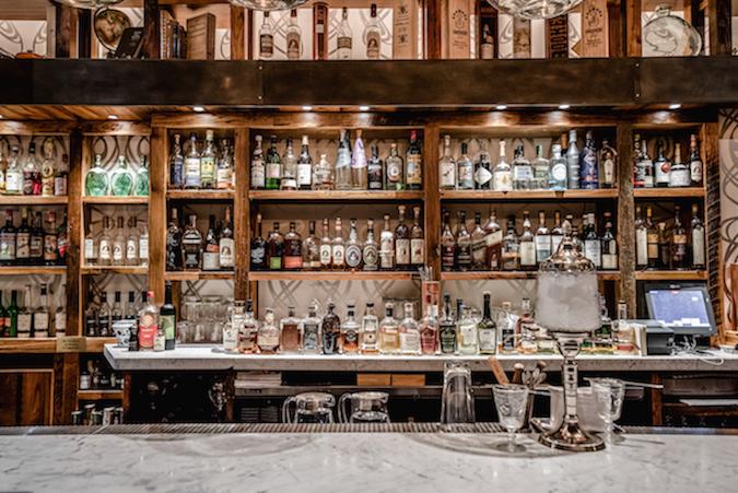 Trattoria Italienne-Bar-1_Ken Goodman
