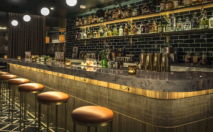 Dave Oz Of Bathtub Gin Opens New Speakeasy, The 18th Room