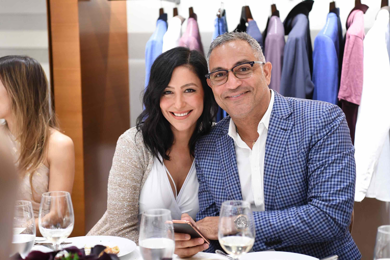 Violet Camacho & Dr. Jhonny Salomon