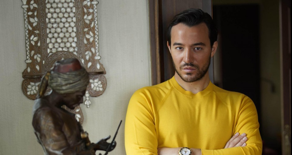 Entrepreneur And Lifestyle Connoisseur Emir Bahadir Shares His Haute Secrets Of NYC