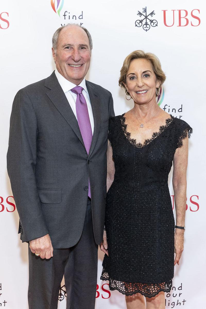 John Goldman and Marcia Goldman