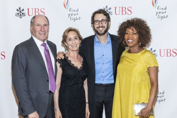 FIND YOUR LIGHT FOUNDATION 2018 Gala hosted by Josh Groban