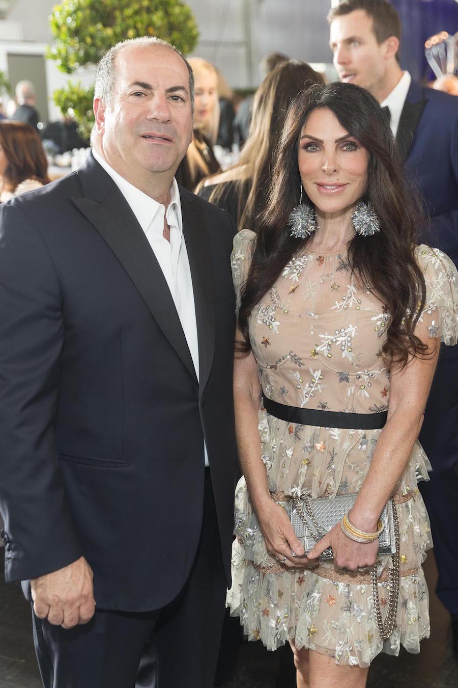 Todd Zabella and Lisa Zabelle