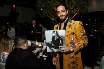 Haute Living Celebrates Maluma With JetSmarter And Ciroc